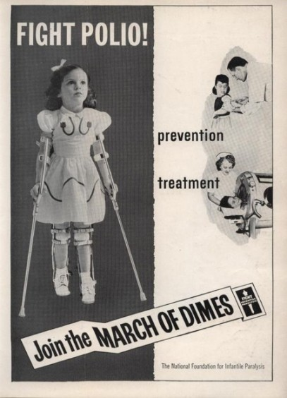 March of Dimes poster