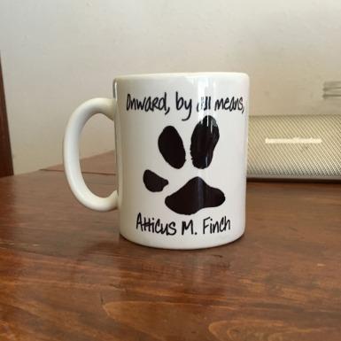 Atticus mug