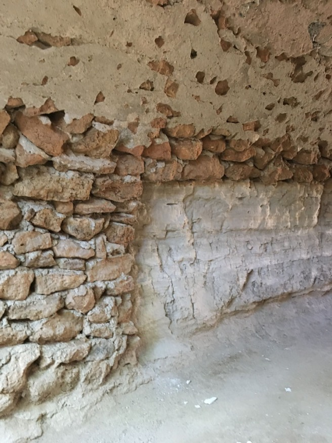 underground gardens wall