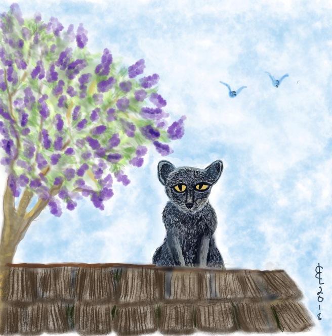 Black_Cat_In_Purpleness 4